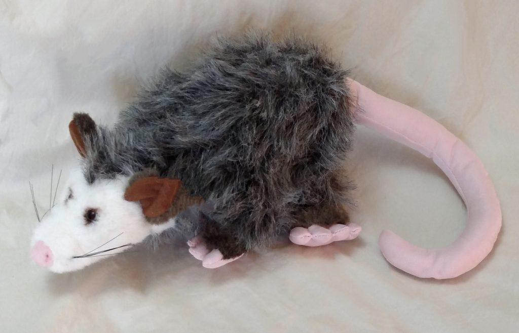 Plush Opossum